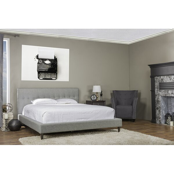 Nolte Upholstered Platform Bed by Latitude Run
