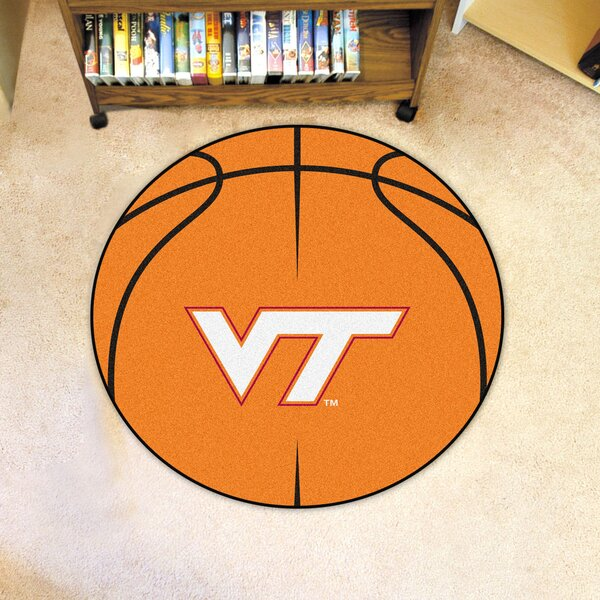 NCAA Virginia Tech Basketball Mat by FANMATS