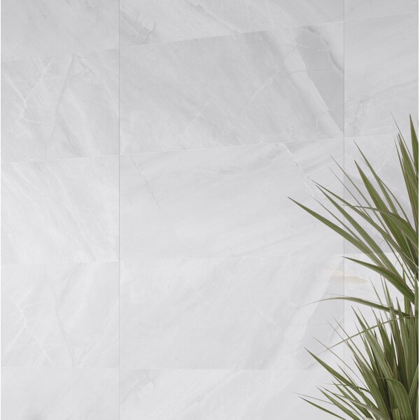 Adella 18 x 18 Porcelain Stone Look Wall & Floor Tile