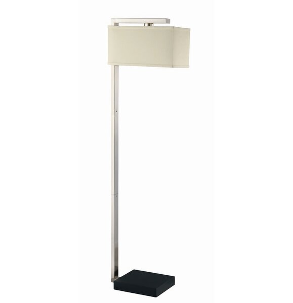Moose River 66 Floor Lamp by Wildon Home ®