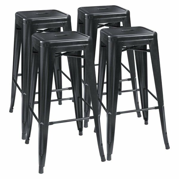 Incredible Great Price Davisson 30 Bar Stools Set Of 4 By Hashtag Home Gmtry Best Dining Table And Chair Ideas Images Gmtryco