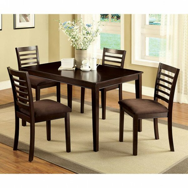 Lavigne 5 Piece Dining Set by Winston Porter