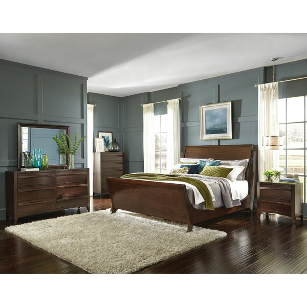 Steinhoff Sleigh Headboard By Winston Porter by Winston Porter Purchase