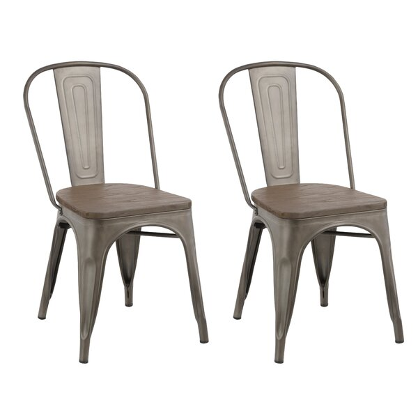 Isamar Dining Chair (Set of 2) by Williston Forge