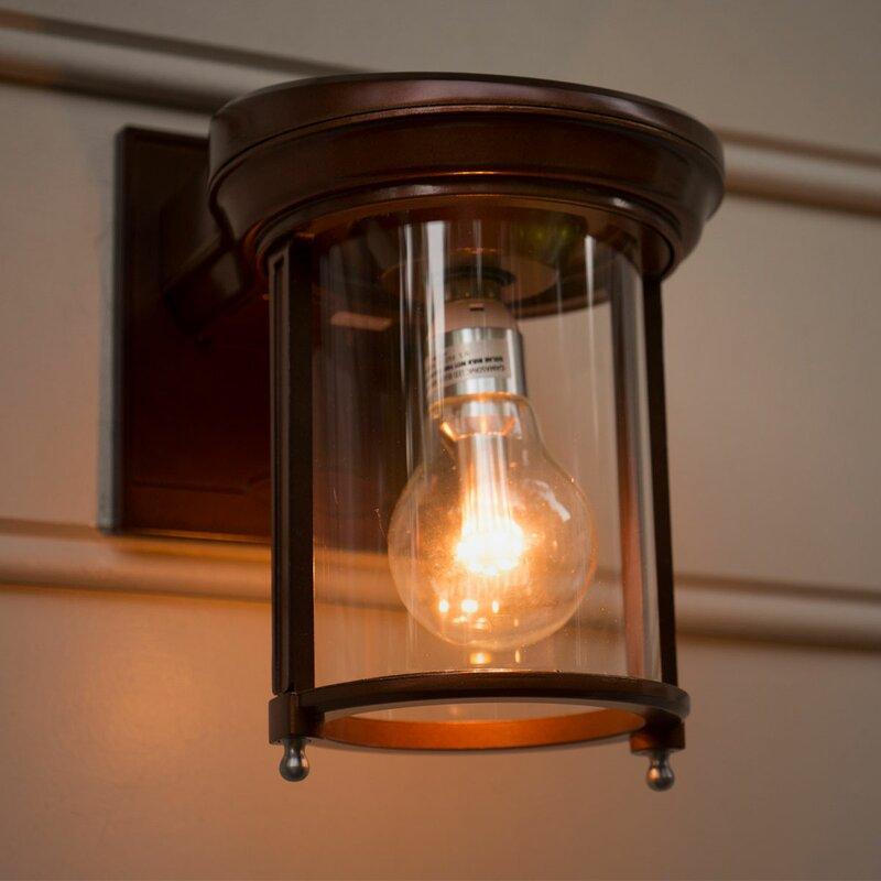 Krimhilde Outdoor Wall Lantern