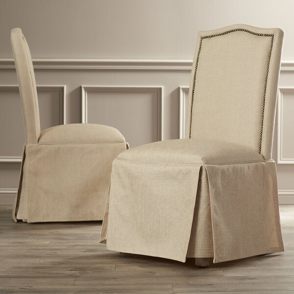 Skirted Parson Chair (Set of 2) by Birch Lane™