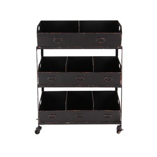 Rolling Craft Storage Cart | Wayfair
