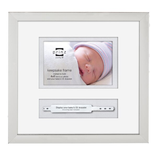 Little Miracle ID Bracelet Picture Frame by Prinz