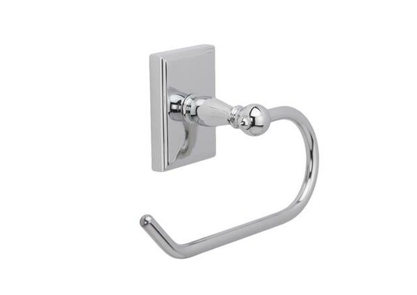 Peoria Wall Mounted Pull Towel Ring by Weslock