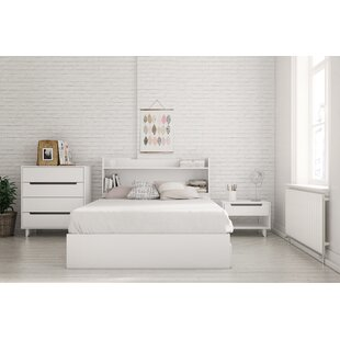 Kerry Platform 4 Piece Bedroom Set By Brayden Studio