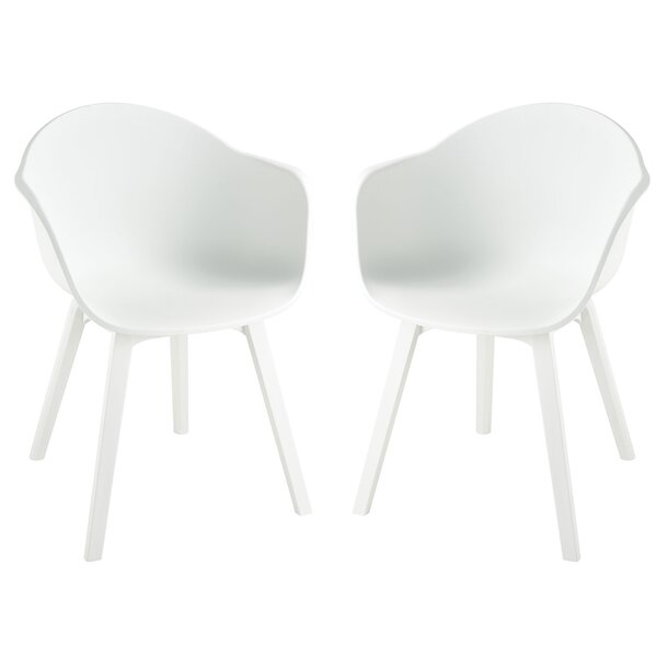 Kimzey Side Chair (Set of 2) by Wrought Studio