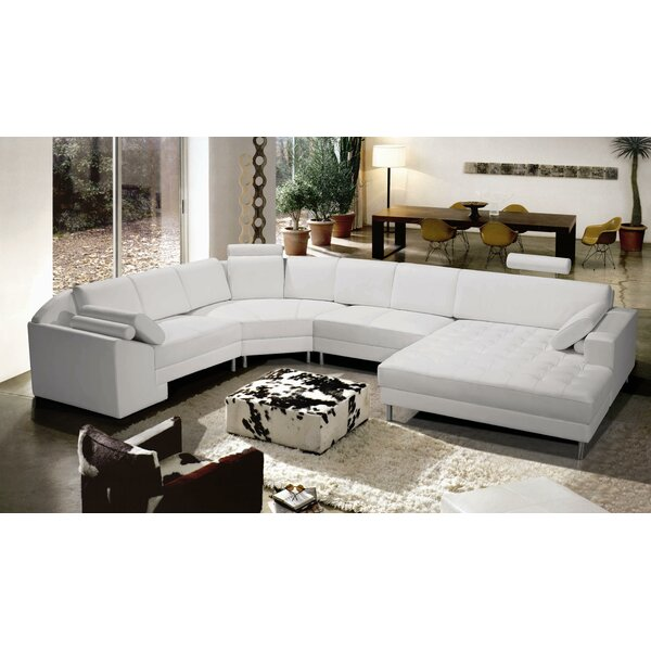 Vacaville Sectional by Hokku Designs