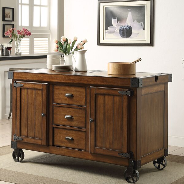 Lydney Kitchen Cart by Williston Forge