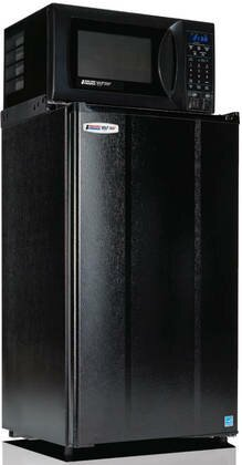 Safe Plug 3.6 cu. ft. Compact Refrigerator with Microwave by Microfridge