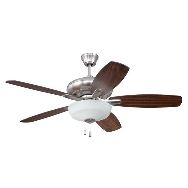 52 Colchester 5-Blade Ceiling Fan by Alcott Hill