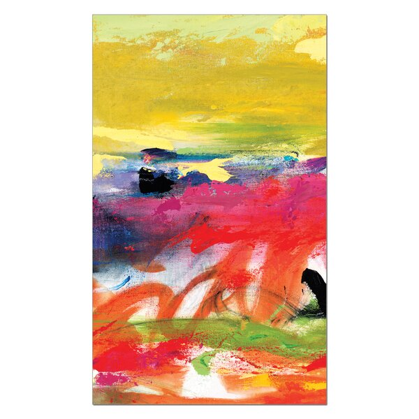 Air Apparent II by Janet Bothne Painting Print on Wrapped Canvas by Kate and Laurel