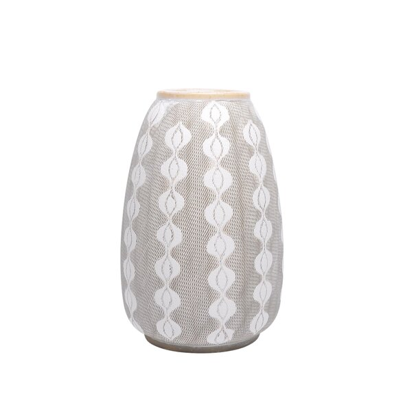 Decorative Ceramic Pot Planter by Sagebrook Home