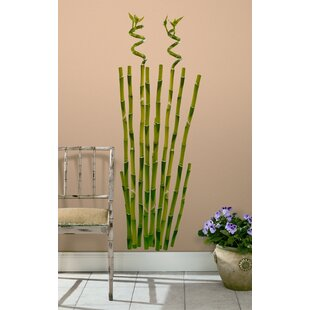 Room Mates Deco 22 Piece Bamboo Wall Decal