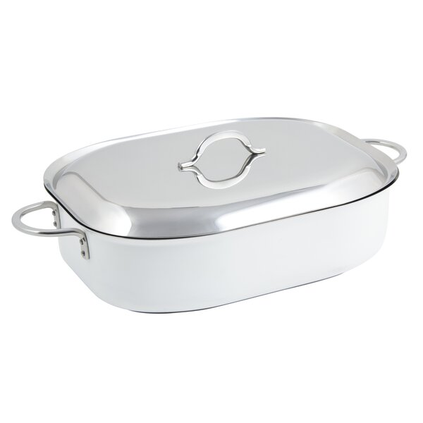 Classic Country French 7-qt. Rectangular French Oven by Bon Chef