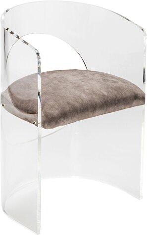 Corin Barrel Chair by Interlude