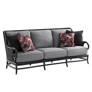 Marimba Sofa with Cushion by Tommy Bahama Outdoor