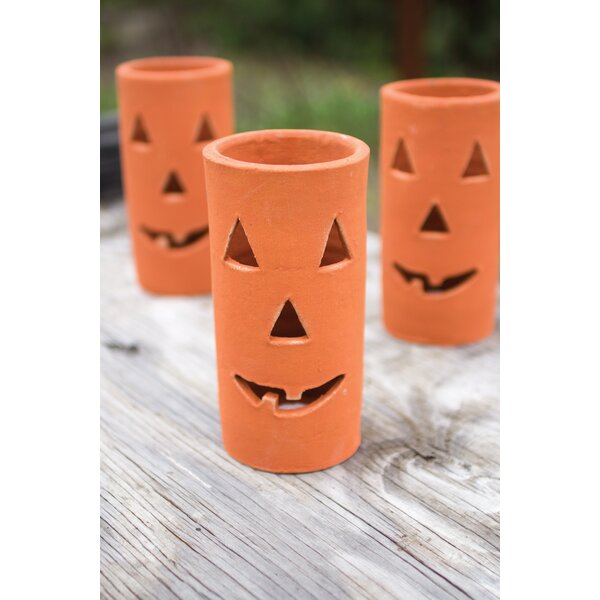 Clay Jack Metal Lantern Set (Set of 6) by The Holiday Aisle