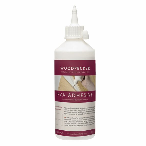 Woodpecker Flooring Grade PVA Adhesive 0.5 Gallons by Woodpecker