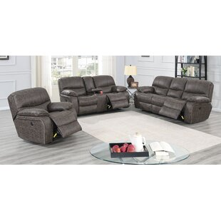 Lupine Reclining Configurable Living Room Set by Red Barrel Studio®