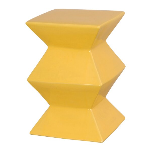 Jadiel Garden Stool by Willa Arlo Interiors Willa Arlo Interiors