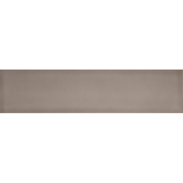 Vogue 4 x 16 Ceramic Field Tile in Taupe by Emser Tile