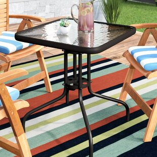 Comparison Berowalt Patio Bistro Table By Highland Dunes