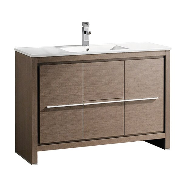 Allier 47 Single Bathroom Vanity Set by Fresca