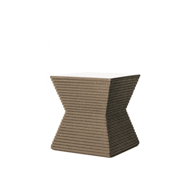 Hetzel Accent Stool by Orren Ellis