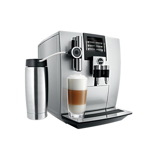 J90 One Touch TFT Espresso Machine by Jura