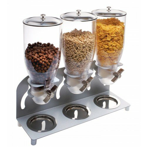 Cylinder 355.05 Oz. Cereal Dispenser by Cal-Mil