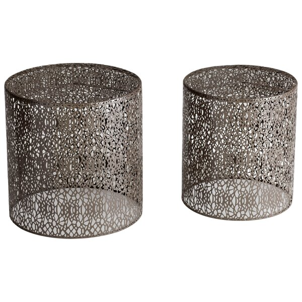 Portman 2 Piece Nesting Tables by Cyan Design