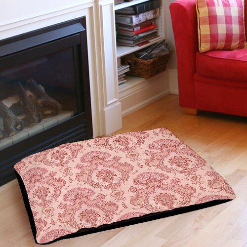 Annmarie Pattern Indoor/Outdoor Pet Bed by Tucker Murphy Pet