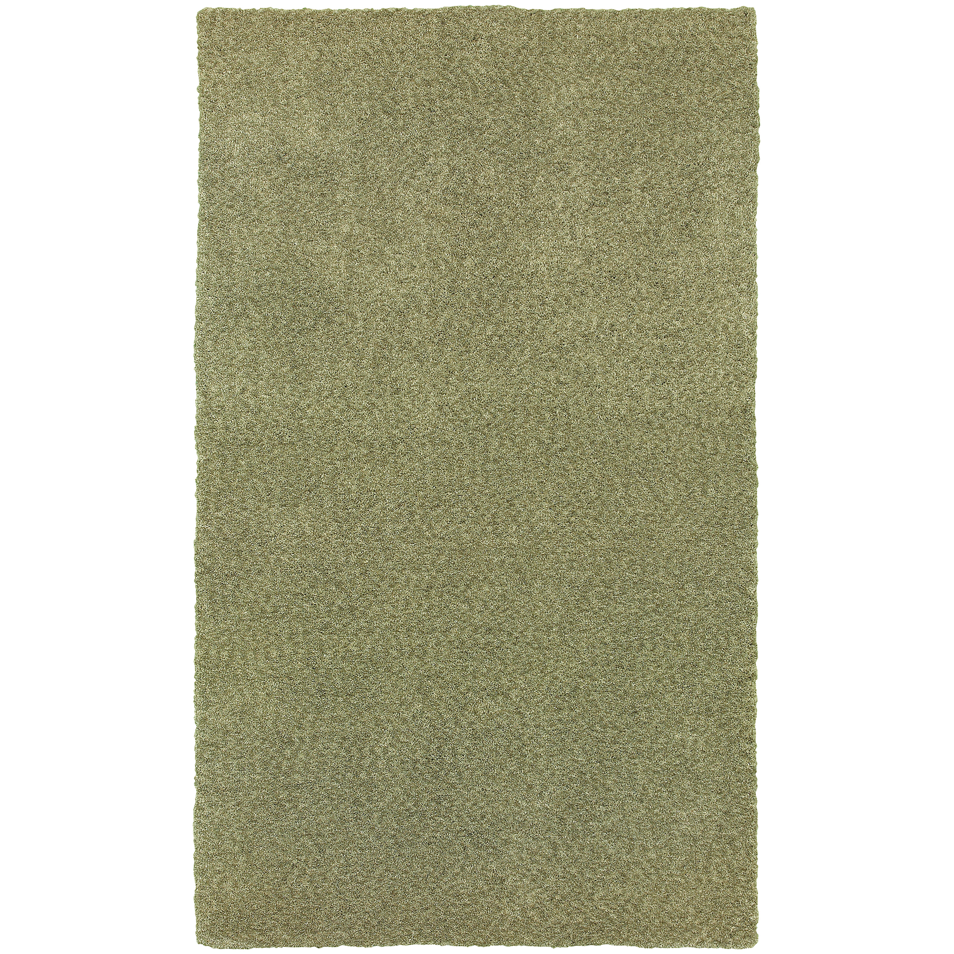 Toronto Handmade Tufted Green Area Rug