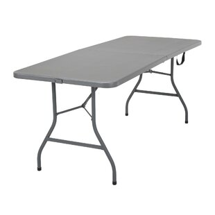 Compare & Buy Signature Series Blow Mold 72 Rectangular Folding Table By Cosco Home and Office