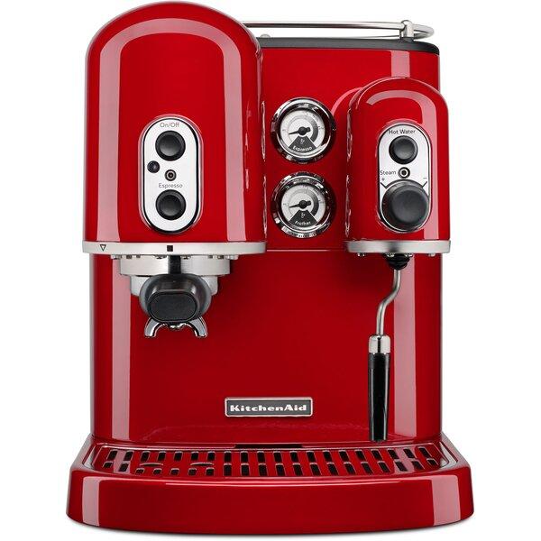 Pro Line Manual Coffee & Espresso Maker by KitchenAid