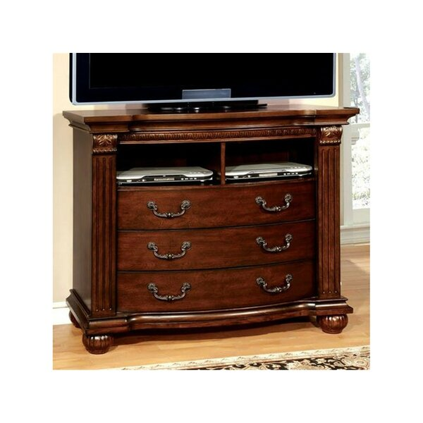 Raul 6 Drawer Media Chest by Fleur De Lis Living