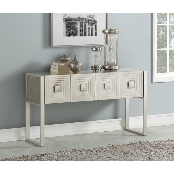 Lalonde 4 Door Console Table by Mercer41