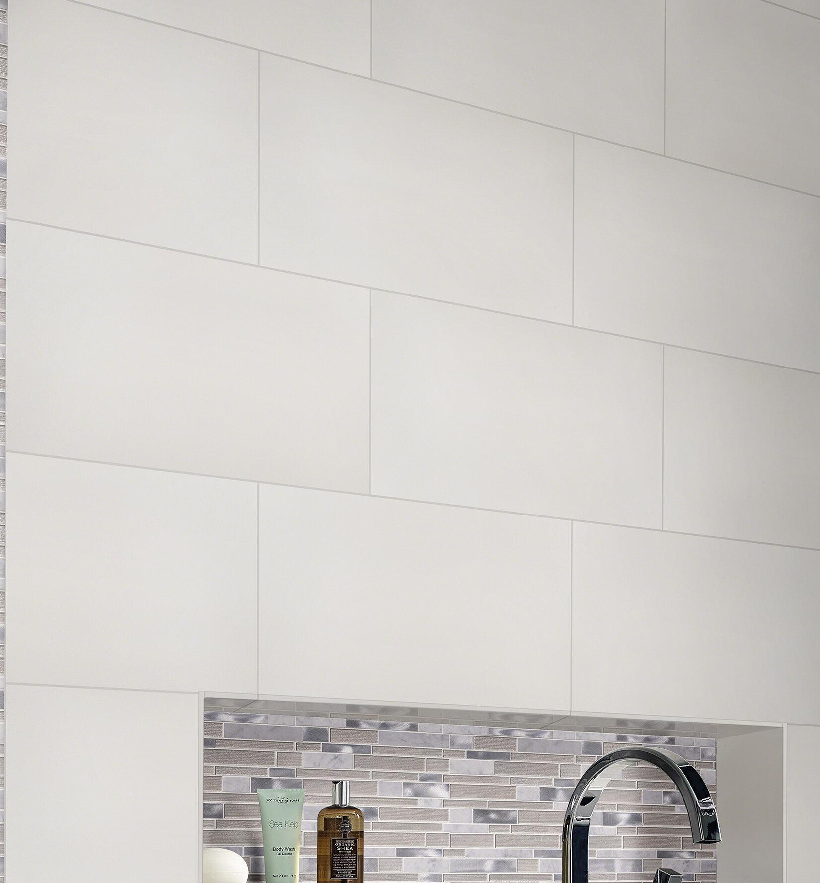 Domino 12 X 24 Porcelain Field Tile