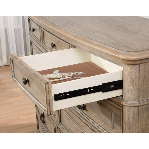 Pennington Solid Wood Standard 4 Piece Bedroom Set by One Allium Way