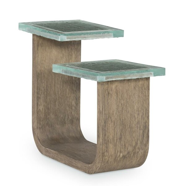 Cachet Verge End Table by Fine Furniture Design