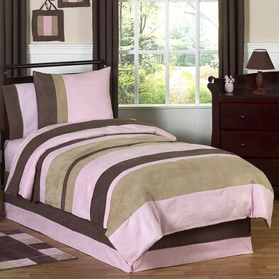 Soho 3 Piece Comforter Set by Sweet Jojo Designs