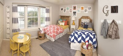 Modern Rustic Kids Bedroom Design Photo By Fallon Filice