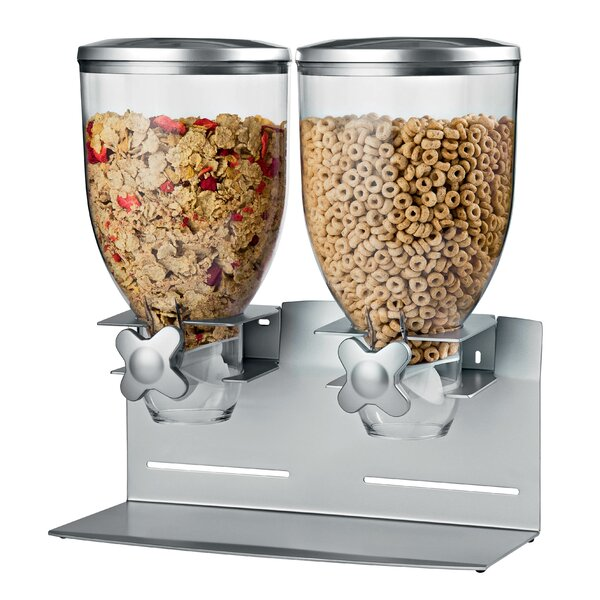 Double Pro Model Cereal Dispenser by Honey Can Do