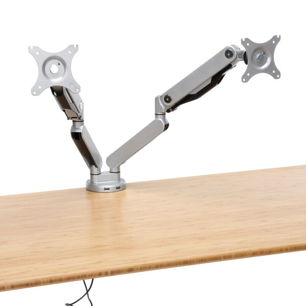 Ergonomic Monitor Arm Mounting System by OFM
