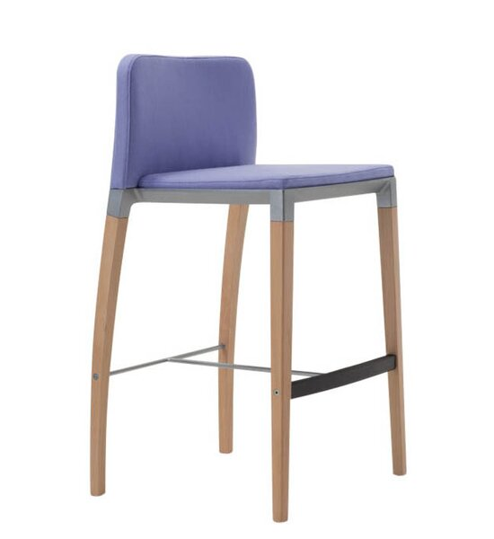 Zenith  29.5 Bar Stool by Segis U.S.A